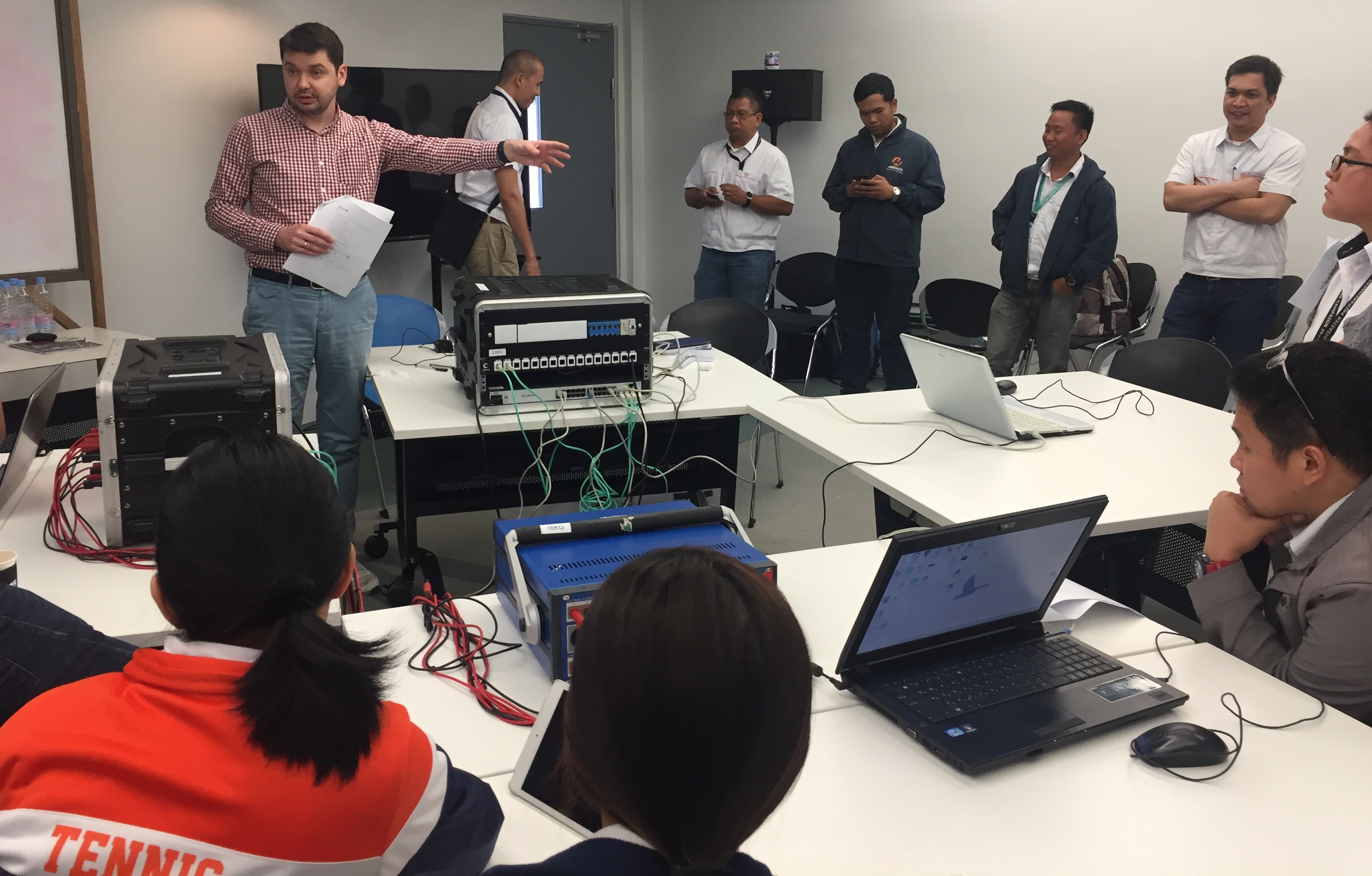 IEC 61850 Training in the Philippines